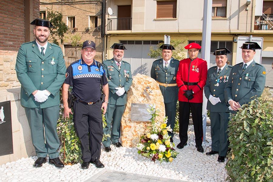 La Guardia Civil suspendió los actos lúdicos del Pilar por lo ocurrido en Cataluña