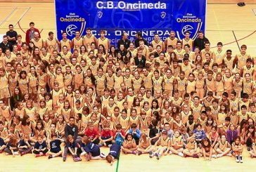 EL CB Oncineda cuenta esta temporada con 260 jugadores