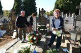 Días de recuerdo en los cementerios