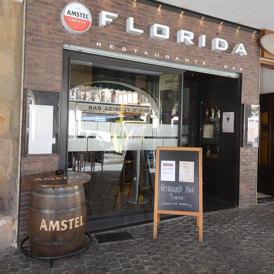 Ya falta menos para que Restaurante  Florida represente a Estella en Laguardia
