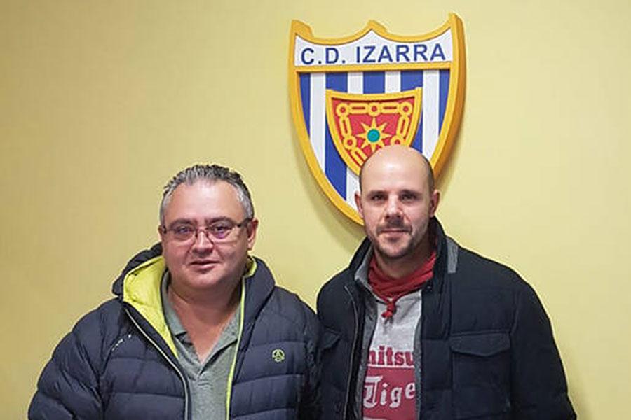 Fredi Álvarez, nuevo entrenador del C.D. Izarra
