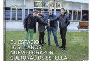CALLE MAYOR 627 – EL ESPACIO LOS LLANOS, NUEVO CORAZÓN CULTURAL DE ESTELLA