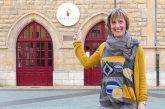 """PRIMER PLANO – Cristina Zudaire, presidenta del Consorcio Turístico – """"Son necesarios los proyectos que unen a Tierra Estella"""""""