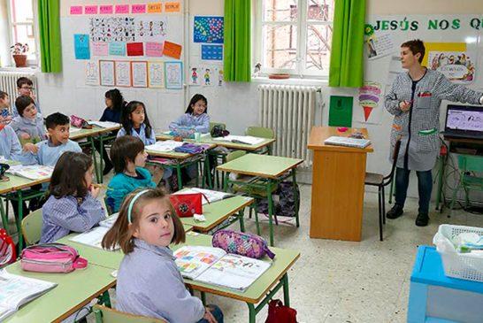 La jornada escolar, a debate en Estella