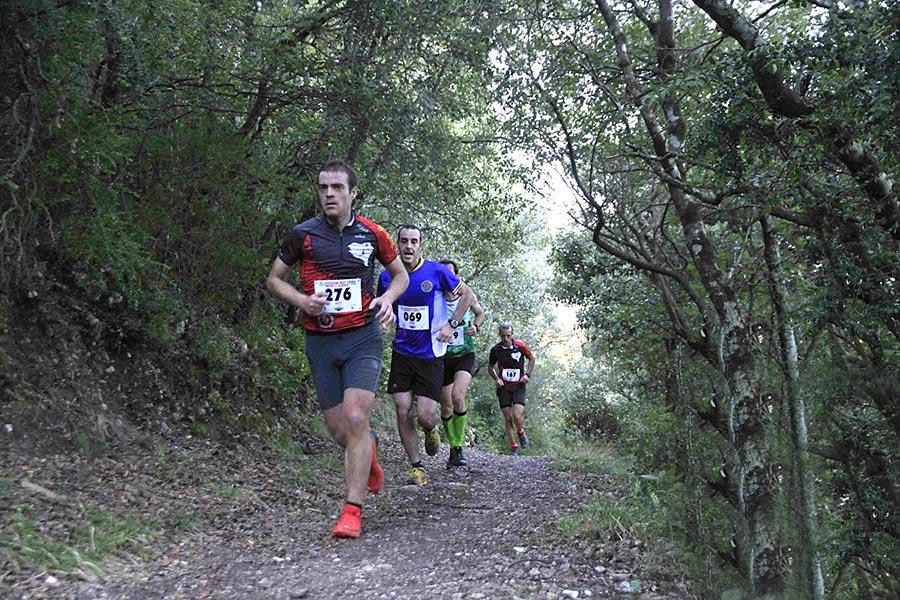 El cuarto Jurramendi Trail Montejurra se celebra el 18 de marzo