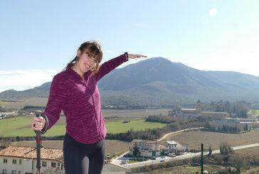"""LOCOS POR… MONTEJURRA – Anne Vidaurre Vidaurre – """"Mi reto está en llegar a los 500 ascensos consecutivos"""""""