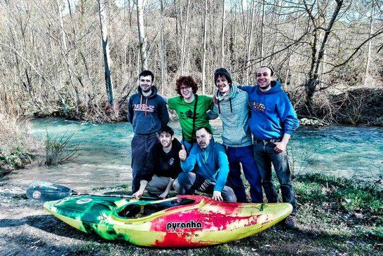 ASOCIACIONES – EGA KAYAK – Piragüismo, una opción deportiva diferente