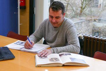 """PRIMER PLANO – Sergio Gutiérrez – """"Es un reconocimiento al trabajo y al esfuerzo"""""""