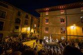 El Traslado de La Dolorosa y la Procesión marcaron la Semana Santa de Estella