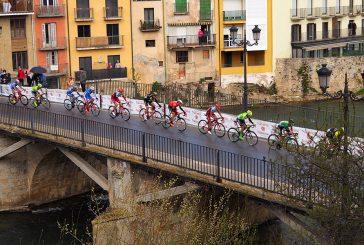 Valverde cruzó primero la meta del Paseo de la Inmaculada