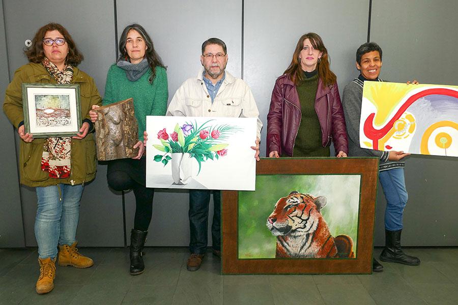 ASOCIACIONES – 'URPE' – Primeros pasos de la primera 'comunidad de artistas' de Estella
