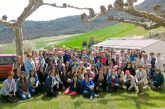 El XVI encuentro anual de la zona Ancín-Améscoa reunió a 140 mujeres