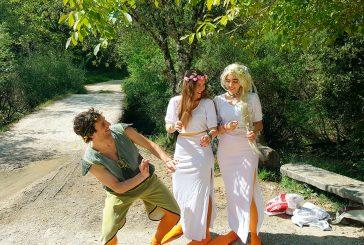 800 visitantes en las primeras Eco-rutas de Tierras de Iranzu