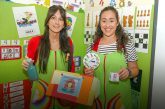 PRIMER PLANO – Alba Alonso y Adriana Goñi – Profesoras del colegio Santa Ana
