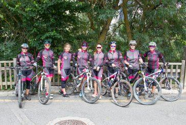 ASOCIACIONES – MARIBICIS – El grupo de btt de mujeres de Estella