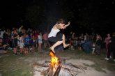 Noches mágicas de fuego y agua