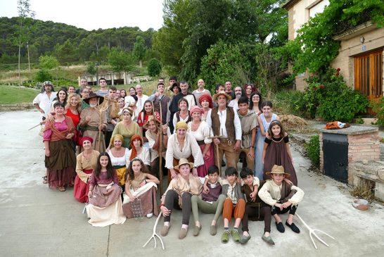 ASOCIACIONES – GRUPO DE TEATRO 'GARAÑANGO' – Homenaje al brujo Johanes