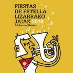 ¿Le gusta el cartel de fiestas de Estella de este año?  ¿Con qué se queda del programa?
