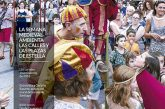 CALLE MAYOR 639 – LA SEMANA MEDIEVAL AMBIENTA LAS CALLES Y LAS PLAZAS DE ESTELLA