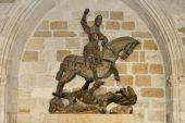 ¿Qué opina de la repercusión de San Jorge en los medios de comunicación?