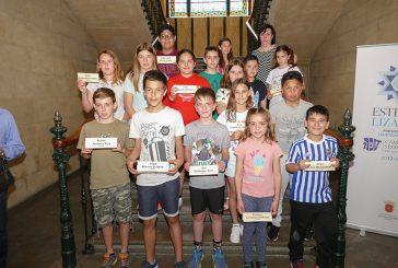 Formado el cuadragésimo Ayuntamiento infantil de Estella