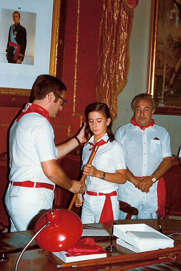 """ANA VERGARECHEA – Primera alcaldesa infantil – """"No pensaba que con 52 años pudiera recordar aquel día con tanta ilusión"""""""
