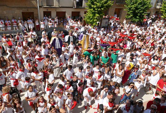 José Miguel Arellano inauguró cinco días festivos en Allo