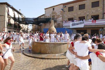 Alta participación en las fiestas de Dicastillo