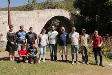 Acuerdos para la custodia del río Ubagua y de la cuenca Ega-Urederra