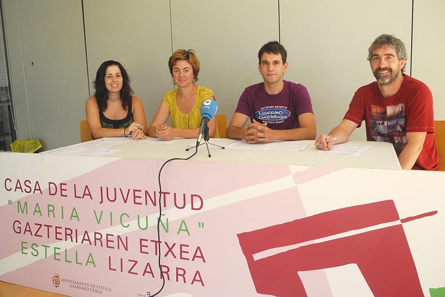 Juventud realiza un diagnóstico de situación para el II Plan de Estella