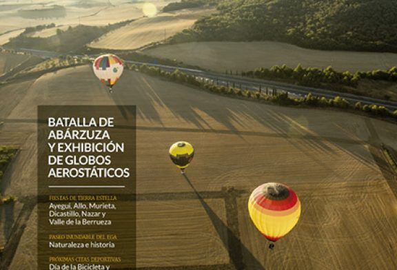CALLE MAYOR 643 – BATALLA DE ABÁRZUZA Y EXHIBICIÓN DE GLOBOS AEROSTÁTICOS