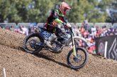 Finaliza el Mundial de Motocross, en el que participó el piloto Ander Valentín