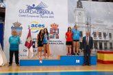 La jugadora de bádminton Amaia Torralba se estrena en la competición con dos oros