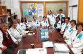 El servicio de voluntariado del hospital celebra sus 10 años