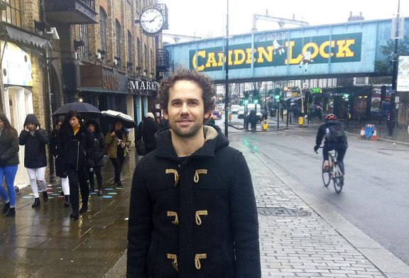 """TIERRA ESTELLA GLOBAL – Eloy Erro Barbarin – Londres -""""Trabajamos en el desarrollo de un hígado bioartificial y su utilización en humanos"""""""