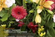CALLE MAYOR 647 – FLORES Y TRADICIÓN VISTIERON LOS CEMENTERIOS