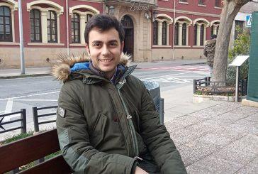 Gonzalo Fuentes Urriza, cabeza de lista de UPN en Estella