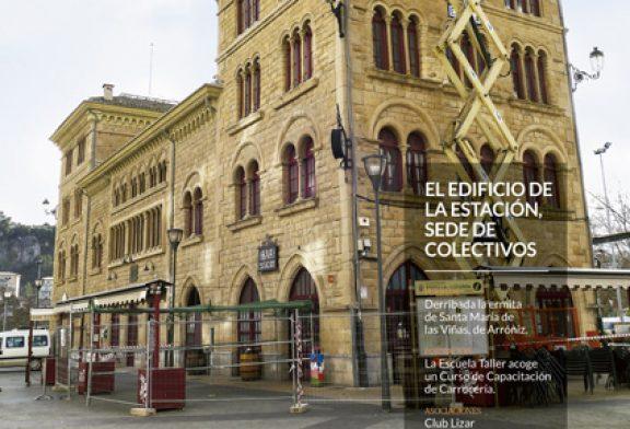 CALLE MAYOR 652 – EL EDIFICIO DE LA ESTACIÓN, SEDE DE COLECCTIVOS