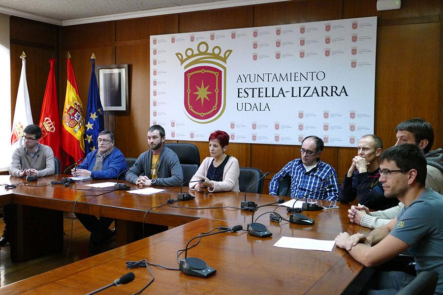 Una sentencia del TSJN  rebaja de 108 a 43,94 € el justiprecio de Oncineda