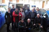 El Centro Ordoiz intercambió experiencias con el Centro de Salud Mental de Estella