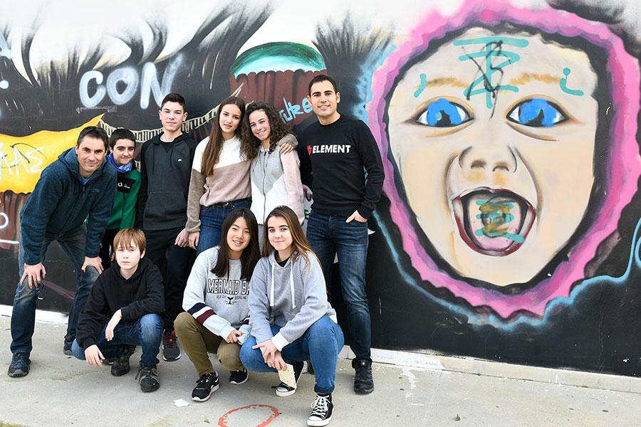 Chipre, segunda experiencia Erasmus+ de Lizarra Ikastola