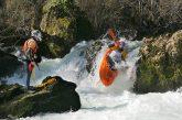 El Club Ega Kayak organiza la décimo cuarta edición del Campeonato Navarro de Aguas Bravas