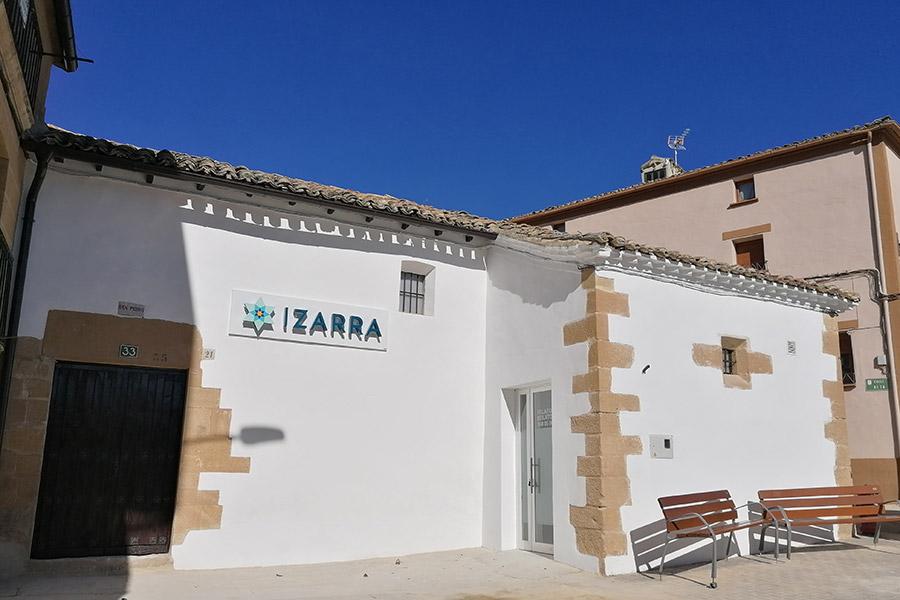 La ermita de San Pedro de Arróniz se convierte en tanatorio