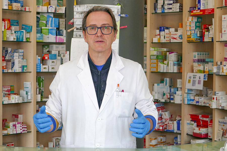 """José María Chasco Urabayen – """"La mejor forma de fastidiarle el plan al coronavirus es el confinamiento"""""""