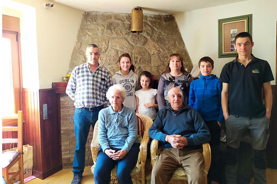 ¿Cómo vive el confinamiento una familia numerosa?