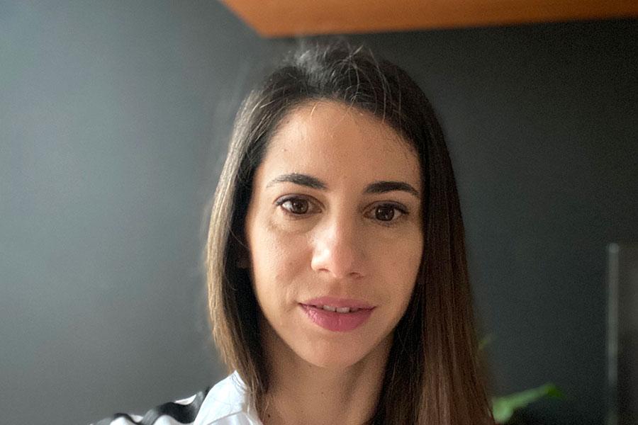 Cristina Sáenz Beraza, podóloga -