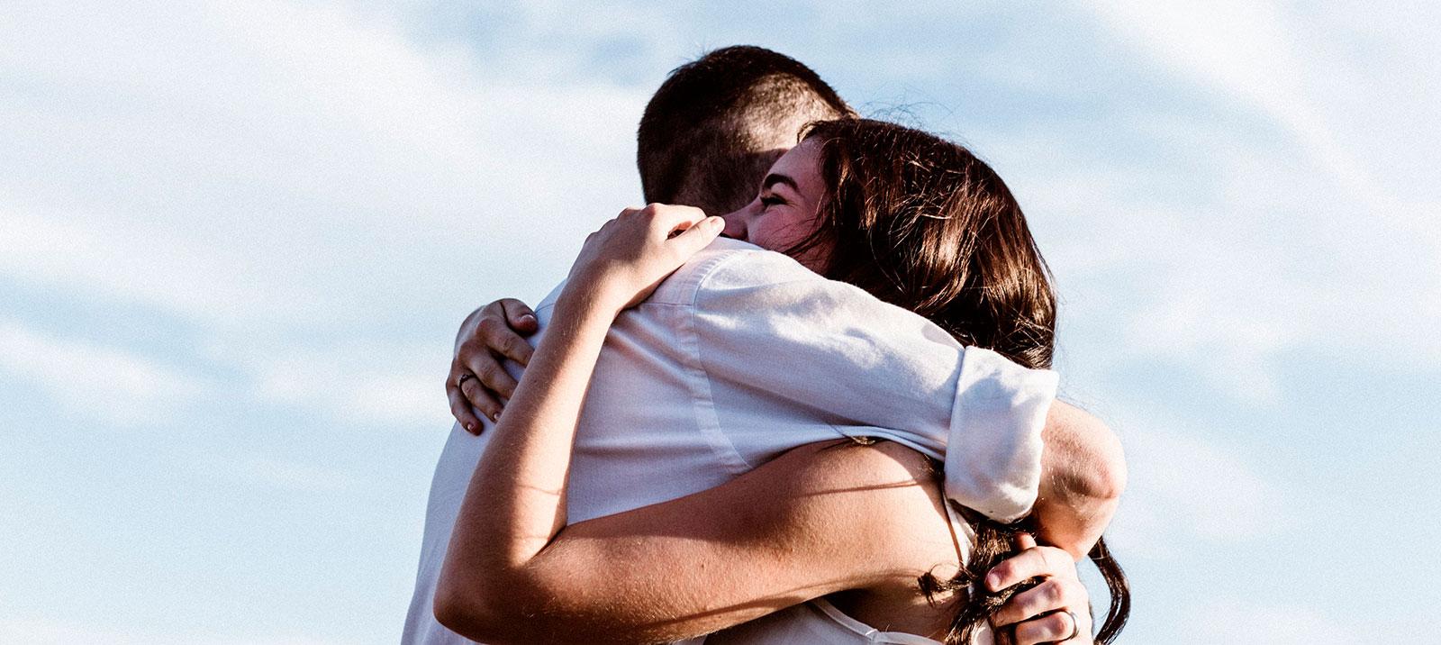 ¿A quién abrazarás cuando acabe el confinamiento?