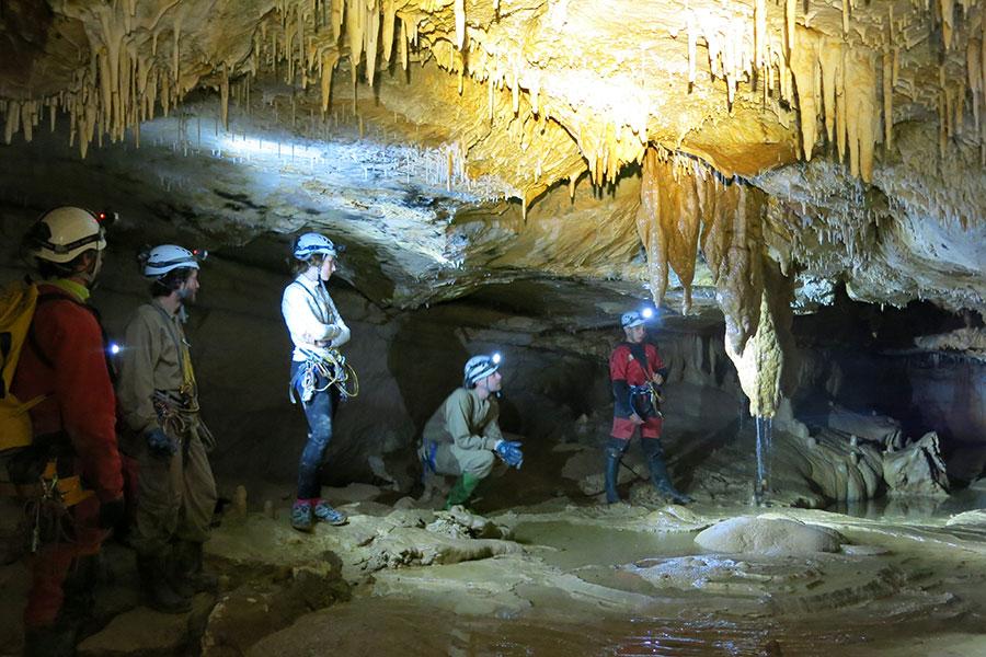 Cerrojazo a las cuevas de Urbasa por prevención ante la pandemia
